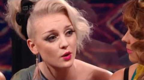 The Xtra Factor - Results Top 07 (13 11 11) - Little Mix Interview