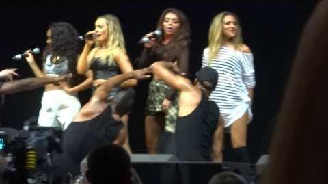Little Mix - Move - Hallam FM Summer Live