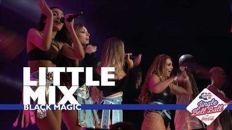 Little Mix - 'Black Magic' (Live At Capital's Jingle Bell Ball 2016)