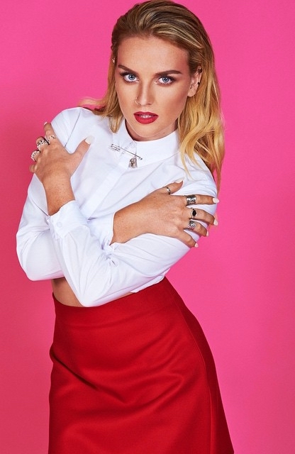 Perrie Edwards Dna