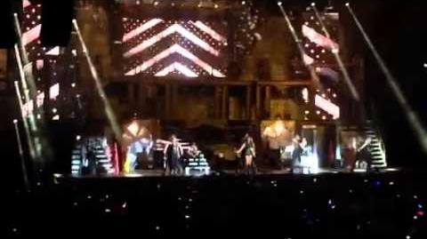 Little Mix - Salute Tour - Move