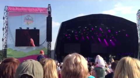 Little Mix Alton Towers Live