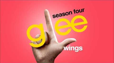 Wings - Glee HD FULL STUDIO