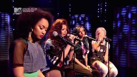 Little Mix - MTV Live 2013