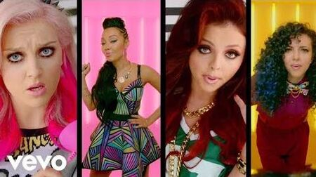 Little Mix - How Ya Doin'? ft