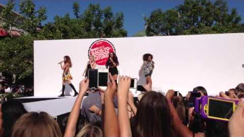 Little Mix - DNA - The Grove LA 8-9-13