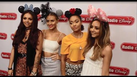 Who Is Most Likely with Little Mix Radio Disney