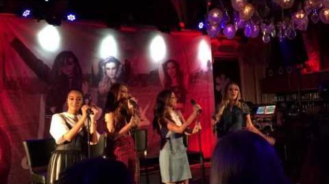 Little Mix - Black Magic (Café Opera 2016)