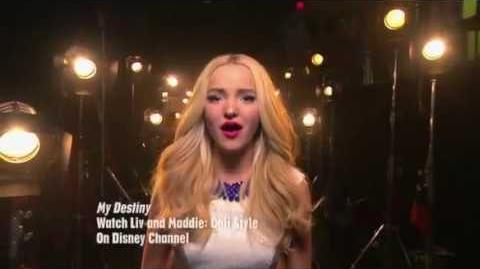 Liv and Maddie Cali Style - My Destiny - SONG - Sneak Peek - Sing It Live!!! -a- Rooney