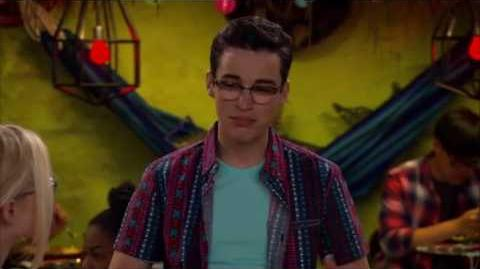 Liv & Maddie - 4x10 - Ex-A-Rooney Josh Maddie Joey Liv (Joey You the best friend that I ever had)
