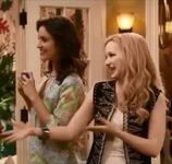 Karen and Liv