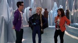 Joey, Liv and Gemma