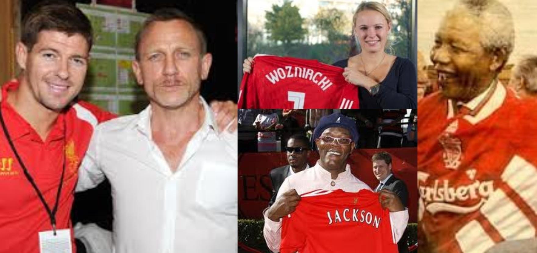 Top 10 famous Arsenal fans celebrity arsenal fans