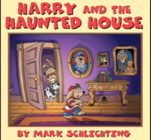 Living Books - Titles-Harry and the Haunted House.