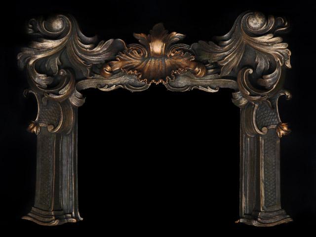 Gothic Art Nouvea Portal by goth stock