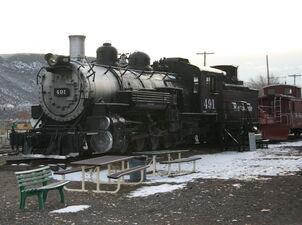 D&RGW K-37