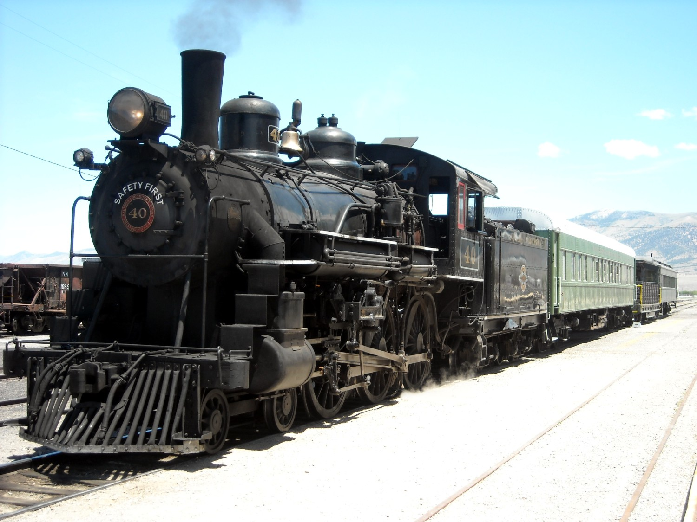 Nevada Northern No. 40 | Locomotive Wiki | Fandom powered ... Pacific Railway Company