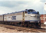 CSX FP7A 118-s