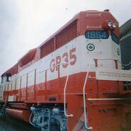 GP35 Demonstrator