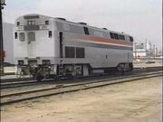 Amtrak 801