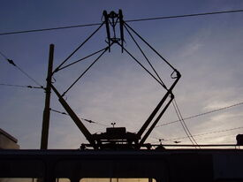 Pantograph old-style