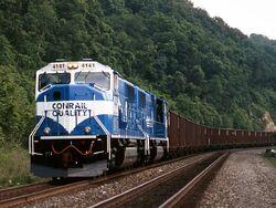 Conrail SD70MAC's