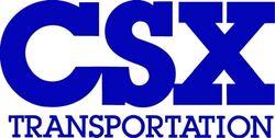 Official CSX logo