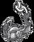 Citrine water orb