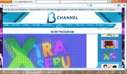 Halaman b channel
