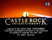 Castle Rock Television 1993