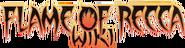 Flame-Of-Recca Wiki-wordmark