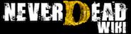 NeverDead Wiki-wordmark