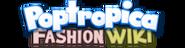 Poptropica Fashion Wiki-wordmark