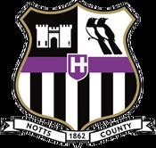 Notts County FC logo (2009-2010)