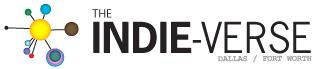 The indie verse logo