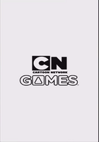 Cartoon Network Games white background and still variant