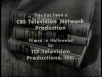 Cbs television-1957 perrymason