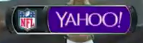 NFL on Yahoo! horizontal