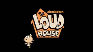 The Loud House 2016 Titlescreen