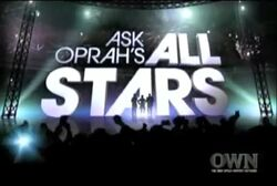Ask Oprah's All Stars