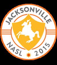 Jacksonville NASL logo (pre-launch)