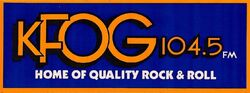 KFOG 104.5 FM