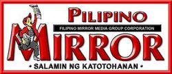 Pilipino Mirror logo