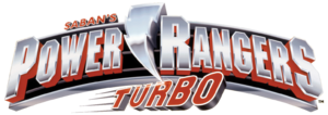 Power Rangers Turbo Logo Saban
