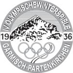 150px-1936 Winter Olympics emblem