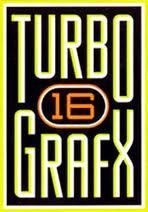 Turbo grafix 16 logo