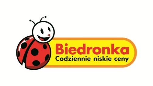 Biedronka nowe logo