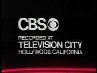CBS Television City 1974-Now You See It