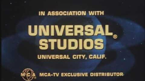 """IAW"" Universal Television Logo (1973)"