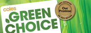 Coles GreenChoice 01